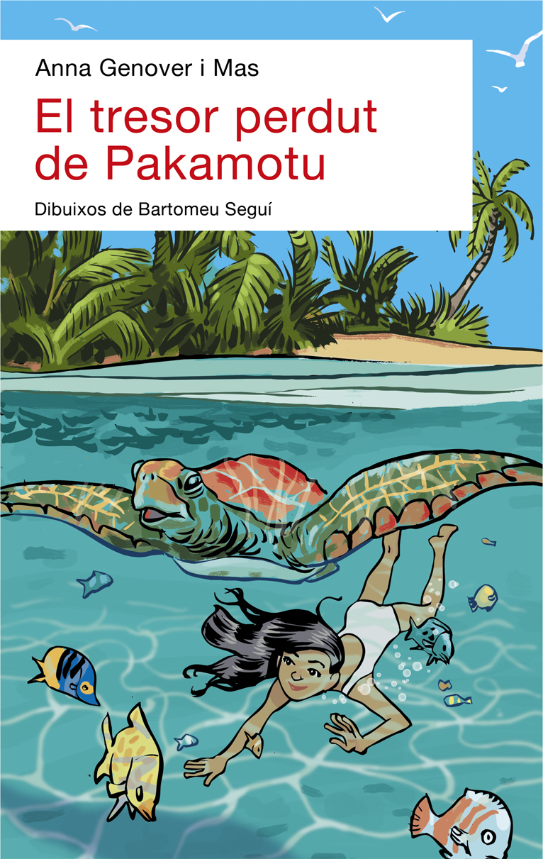 Tràiler d'El tresor perdut de Pakamotu