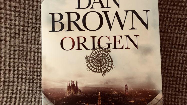 Orígen, el darrer llibre del Sr. Brown